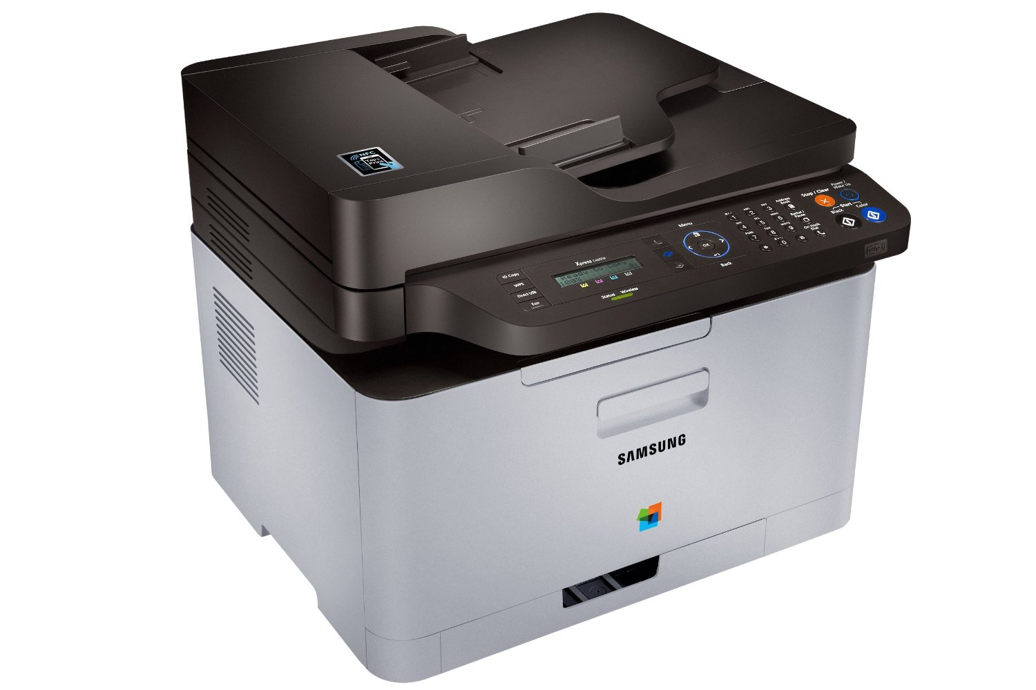 samsung xpress c460w multifunction printer review. Black Bedroom Furniture Sets. Home Design Ideas