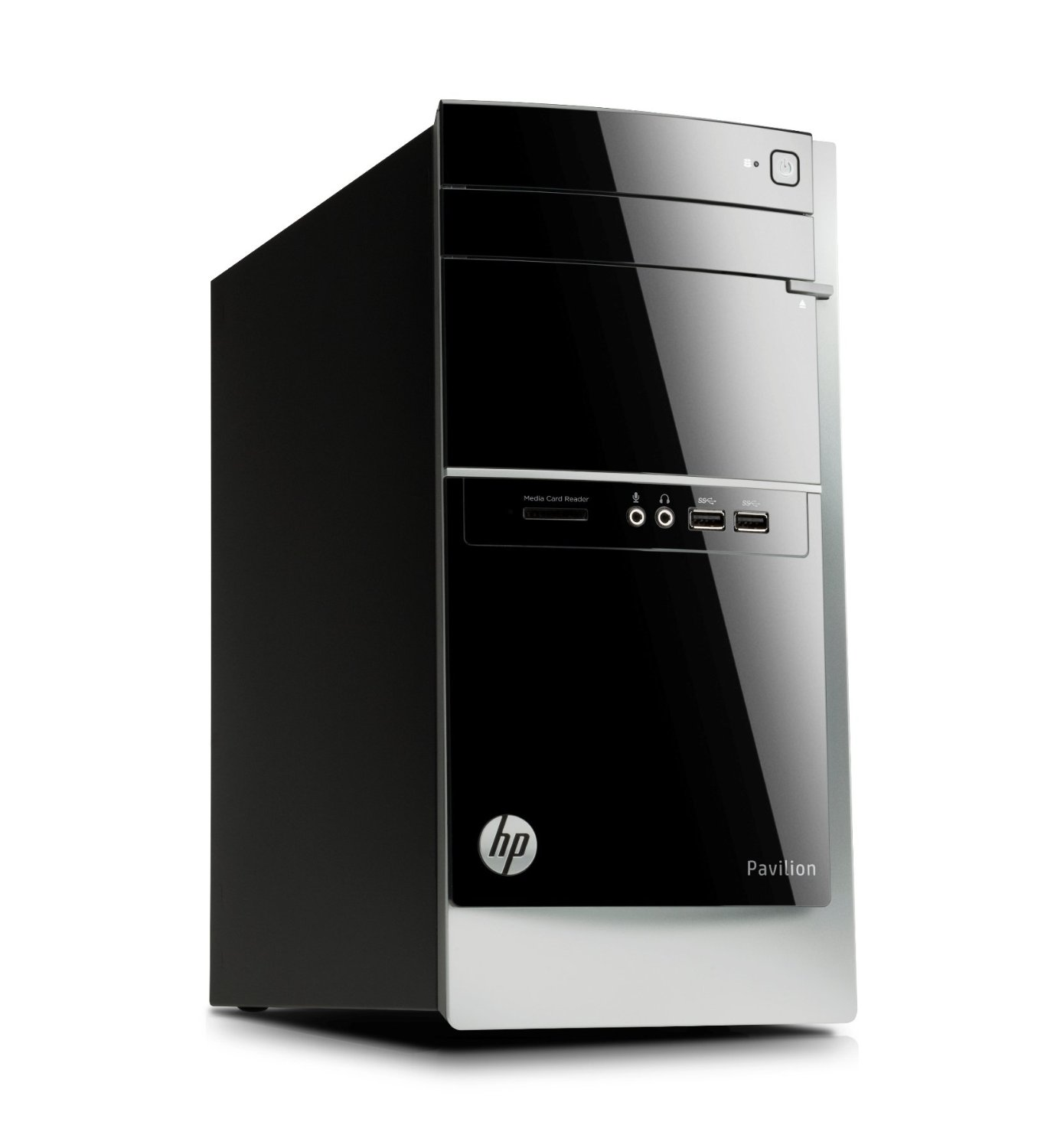 hp pavilion 500 281 desktop computer review. Black Bedroom Furniture Sets. Home Design Ideas